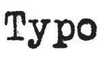 Typo AU